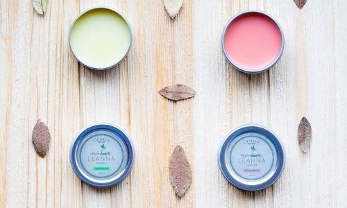 Natural CBD Lip Balm -  CBD oil lip balms