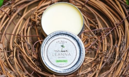 Natural CBD Lip balm - CBD lip balm