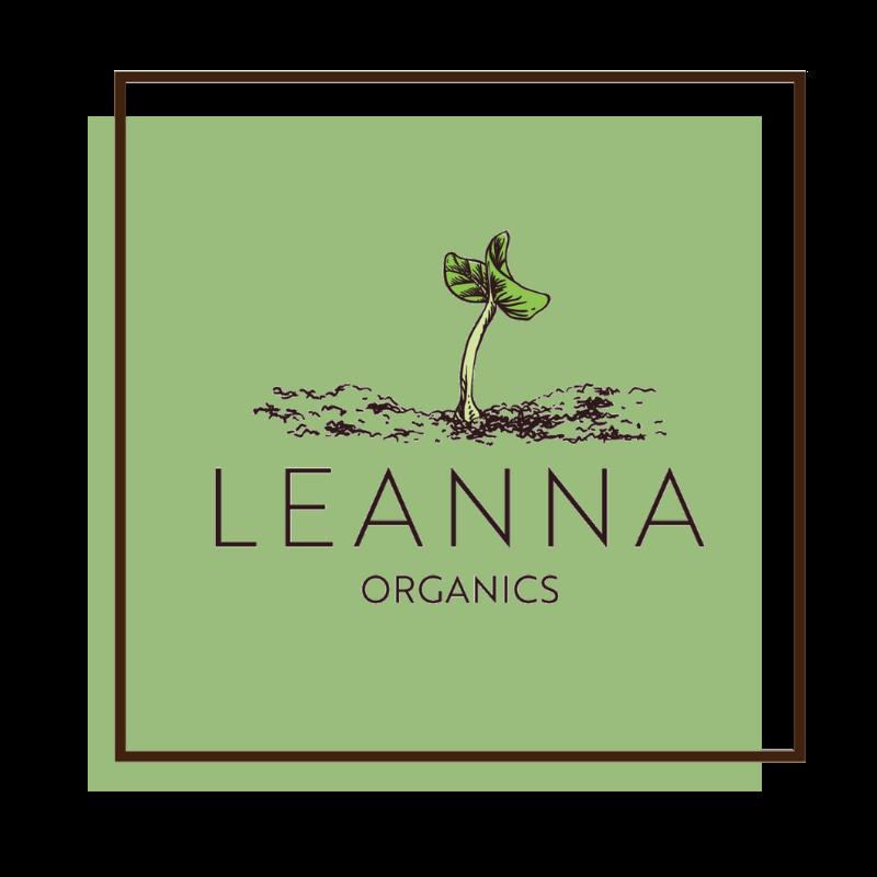 Leanna Organics logo