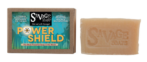 Power Shield (Lemony) Natural Handmade Soap