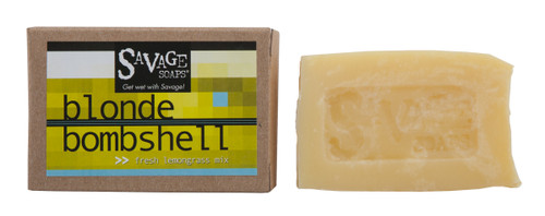 Blonde Bombshell - Natural Handmade Soap