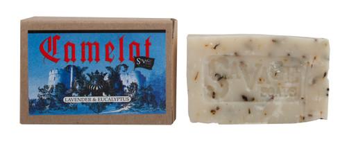 Camelot (Lavender Eucalyptus) Natural Handmade Soap