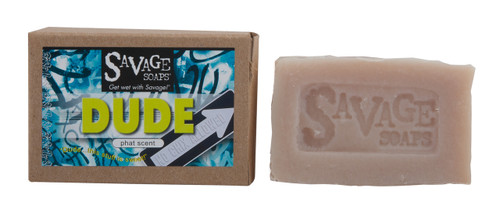 Dude - Natural Handmade Soap