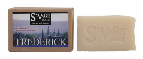 Frederick - Clean Scent Natural Handmade Soap