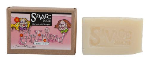 Girlfriend - Natural Handmade Soap