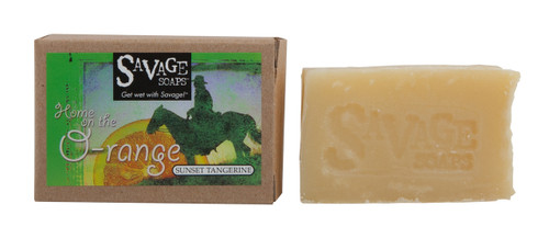 Home on the O-range - Natural Handmade Soap