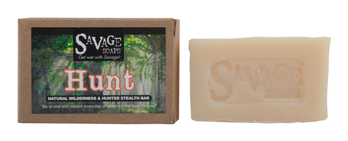 Hunt - Woodsy Natural Handmade Soap