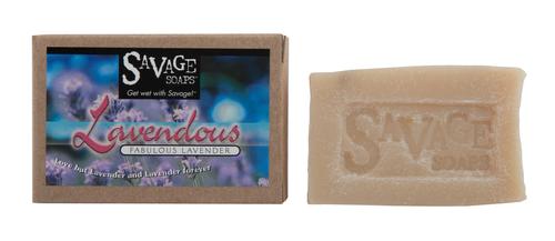 Lavendous - Natural Handmade Soap