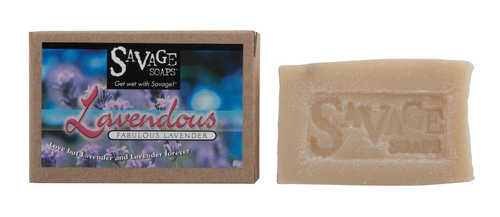 Lavendous - Natural Handmade Soap