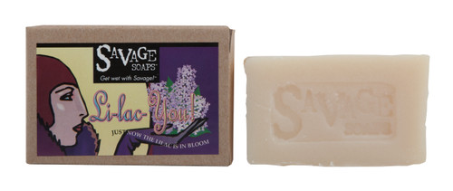 Lilac You - Natural Handmade Soap