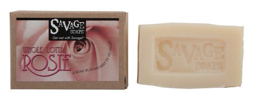 Whole Lotta Rosie - Natural Handmade Soap