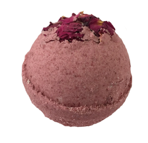 Whole Lotta Rose Bath Bomb