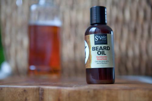 Beard Oil - 4 oz.