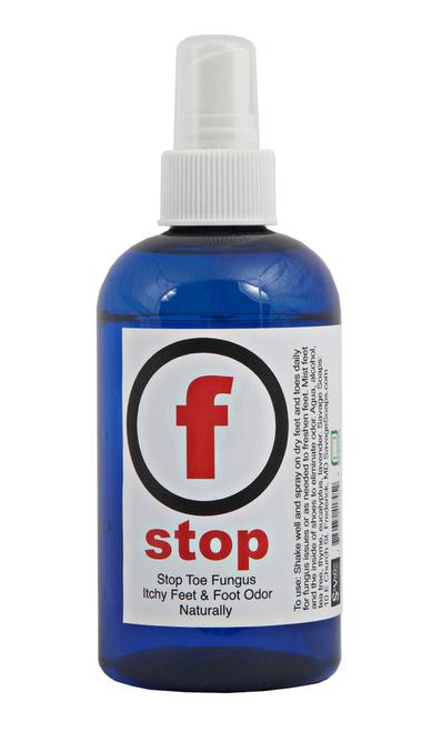 F Stop Foot Spray