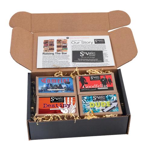 HIS Gift Box Set