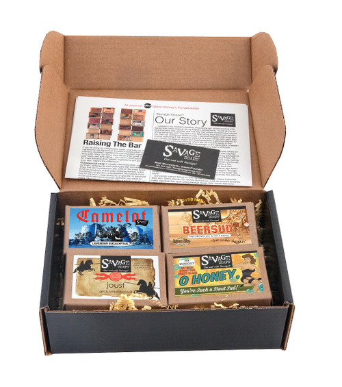 Beer & Spirits Gift Box Set