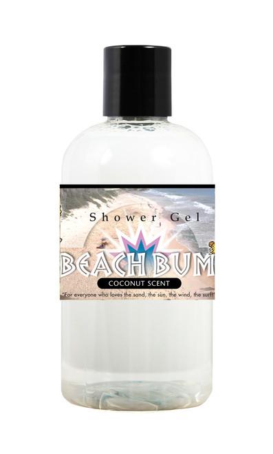 Beach Bum Shower Gel