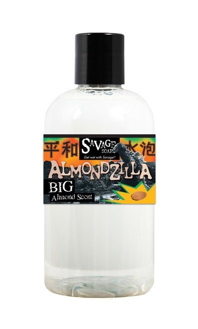 Almondzilla Shower Gel