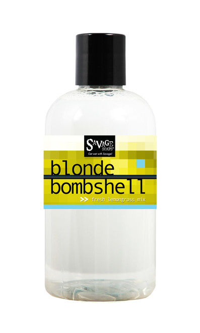Blonde Bombshell Shower Gel