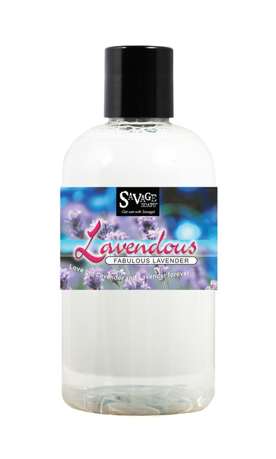 Lavendous Shower Gel