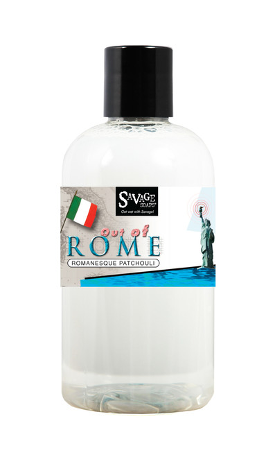 Out of Rome (Patchouli) Shower Gel