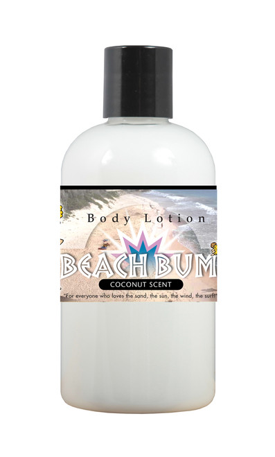 Beach Bum (Coconut) Lotion