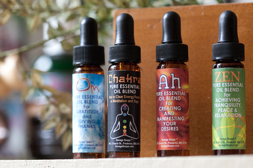 Yoga & Meditation Oils