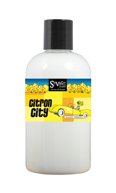 Citron City (Lemon Verbena) Lotion