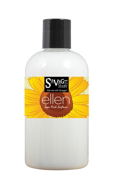 Ellen (Sunflower) Lotion