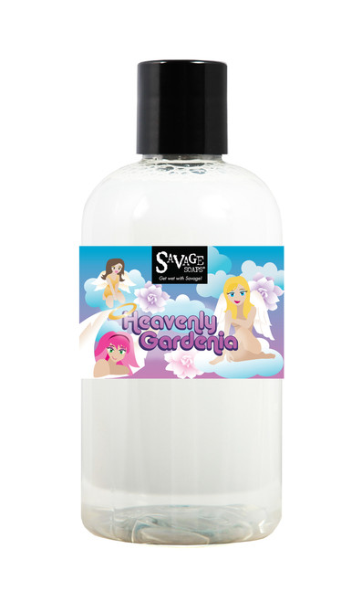 Heavenly Gardenia Shower Gel