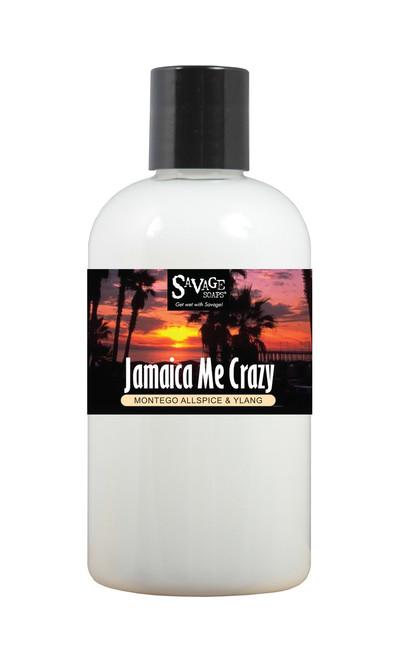Jamaica Me Crazy Lotion