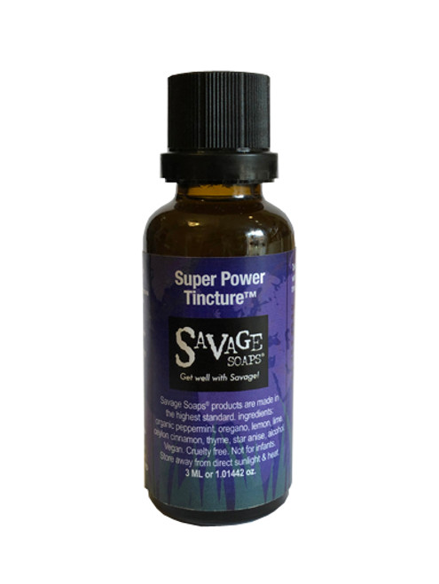 Super Power Tincture