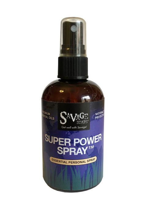 Super Power Mask & Hand Spray - 8 oz.
