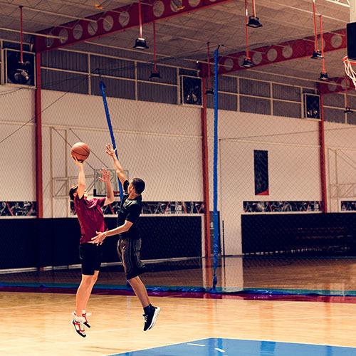 Basketball Padding