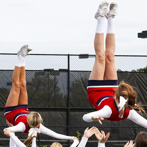 Cheerleading Mats