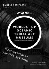48 Worlds Best Oceanic Tribal Art Museums