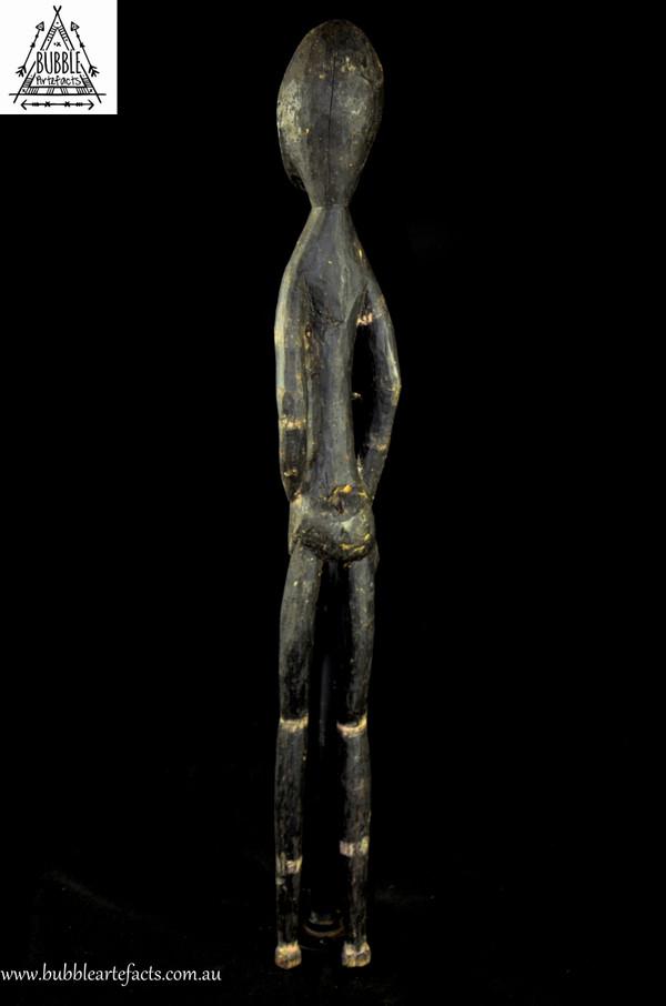 Very Fine Powerful Female Kwoma Nogwi Figure, Washkuk Hills