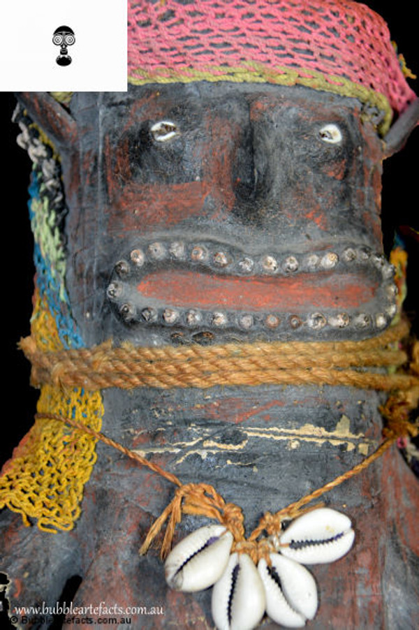 Exquisite Very Rare Clay Pot, Rawa, Eastern Highlands