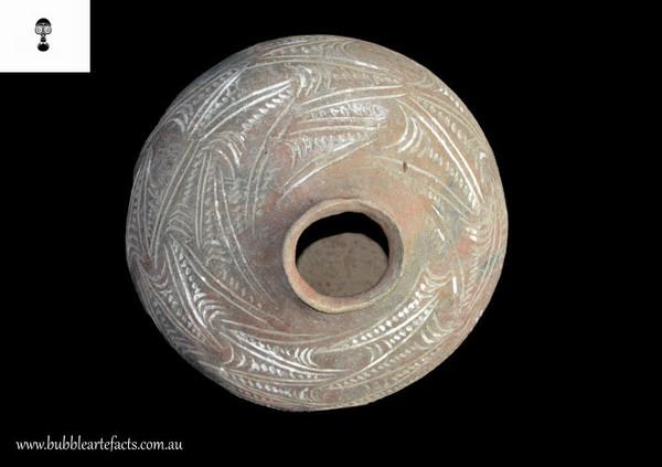 Beautiful Fine Rare Clay Pot, Pomassi Village, Eastern Highlands