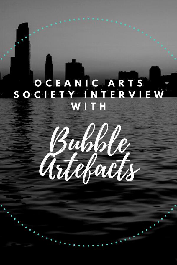 Oceainc Tribal Art - Oceanic Arts Society Interview March 2020