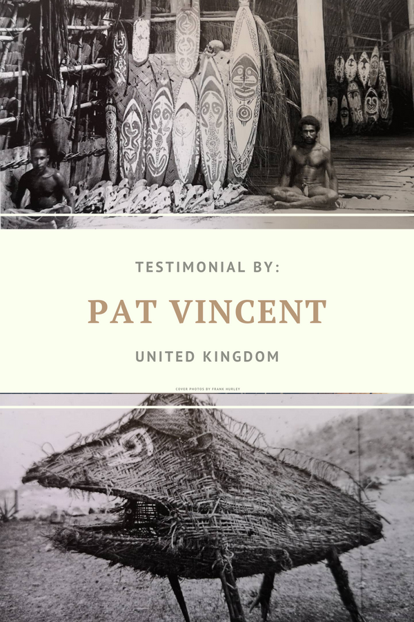 Testimonial - Pat Vincent