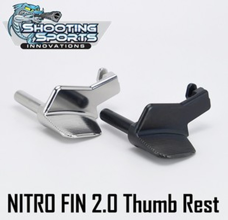 NITRO FIN 2.0, 2011 STI/SV Slide Lock Thumb Rest