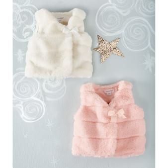 Infant Fur Vest