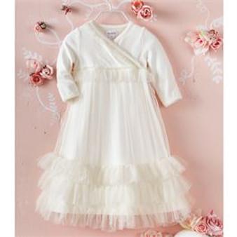 Tiered Mesh Sleep Gown