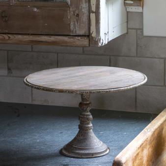 Round Display Pedestal