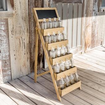 flower sampler stand