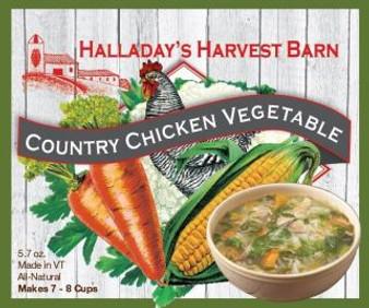 halladay soups