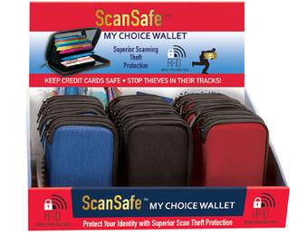 Scan Safe Wallet