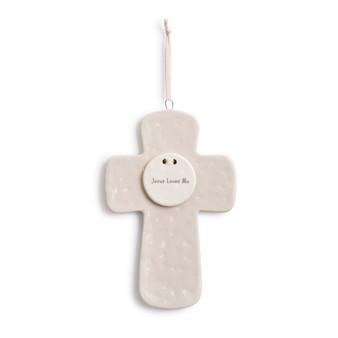 Jesus Loves Me Cross