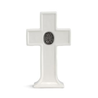 Gift From Above Medallion Standing Cross